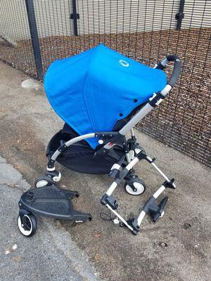 Bugaboo bee stroller w attachments for Sale in Garden Grove, CA