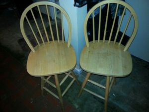 2 Bar Stools for Sale in House Springs, MO