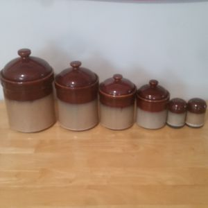 Containers for sugar flour etc for Sale in Knoxville, TN