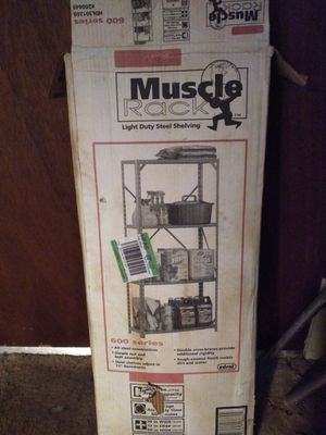 Muscle rack 5ft. By 2 ft for Sale in Fort Worth, TX