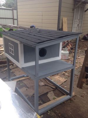 Cat house for Sale in Dallas, TX