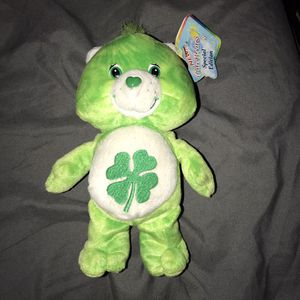 "2003 Play Along Care Bears ""Good Luck Bear"" Special Edition Series 1 Tie Dye for Sale in Fontana, CA"