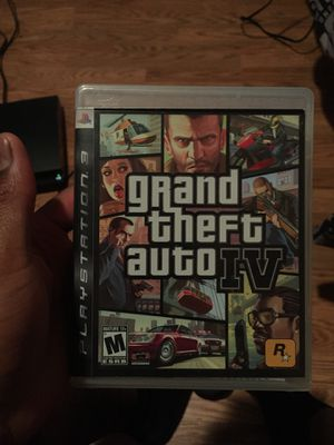 GTA 4 for Sale in San Diego, CA
