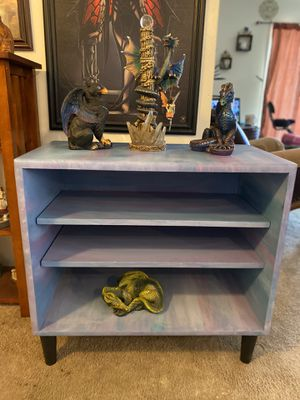 Cabinet Console Accent Table TV Stand for Sale in Huntington Beach, CA