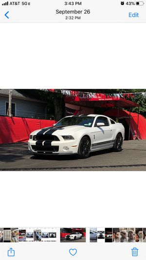 2013 Ford Shelby GT 500 for Sale in Staten Island, NY