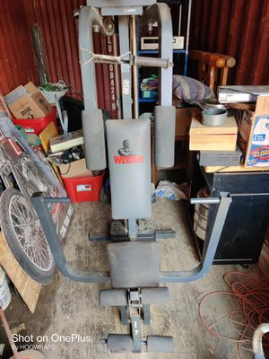 Weight bench for Sale in Kingsburg, CA