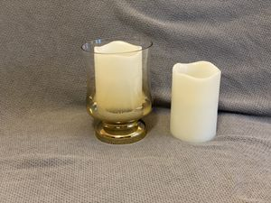 LED Candles w/Vase for Sale in Springfield, VA
