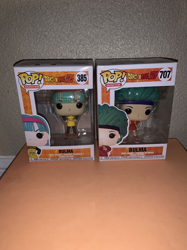"Pop Figures"" Dragonball Z Collection"