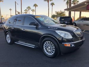 2009 BUICK ENCLAVE CXL CROSSOVER $9995 WE FINANCE EVERYONE ✅ ✅ ✅ ✅ BAD CREDIT APPLY ✅ ✅ ✅ ✅ ✅ for Sale in Glendale, AZ
