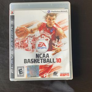 NCCA BASKETBALL 10 for Sale in Miami, FL