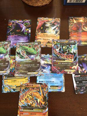 Rare pokemon ex's and mega's for Sale in Pennington, NJ