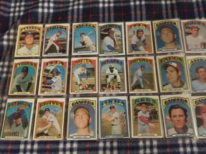 1972 Topps Baseball Cards for Sale in Phoenix, AZ