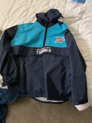 OKC Thunder jacket for Sale in Bremerton, WA