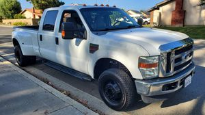 """2008 FORD F-350 4X4 DUALLY 6.4L Diesel """"136K MILES for Sale in Mission Viejo, CA"""