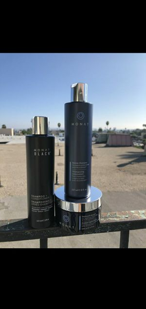 MONAT OPTIMUN HAIR GROWTH PRODUCTS. for Sale in Houston, TX
