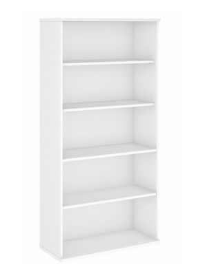 White bookcase for Sale in Greenbelt, MD