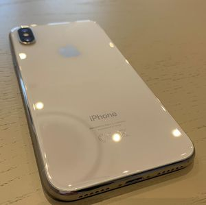 iPhone X 64gb unlocked for Sale in Chicago, IL