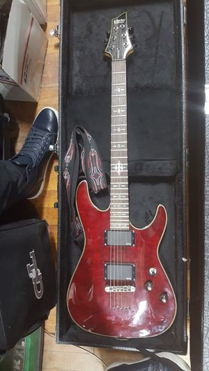 Schecter Guitar Research Damien Elite Electric Guitar Diamond series for Sale in Baltimore, MD