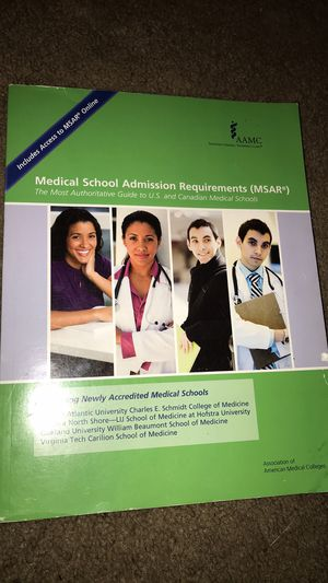 Medical school admission requirements for Sale in Winter Haven, FL