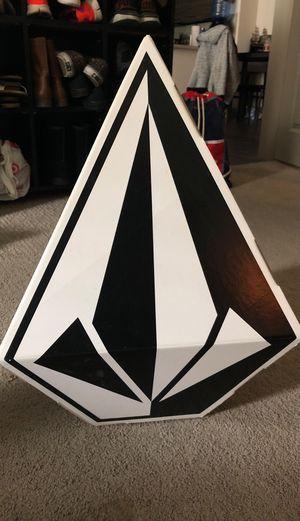 3D VOLCOM DISPLAY for Sale in Las Vegas, NV