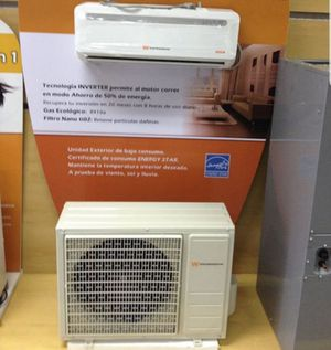 Mini split 16 SEER 12000 BTU westighouse Heat pump 110v for Sale in Tampa, FL