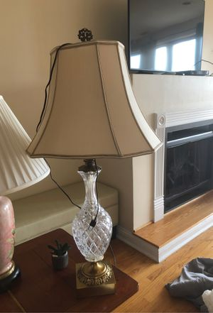 Antique lamp for Sale in Chicago, IL