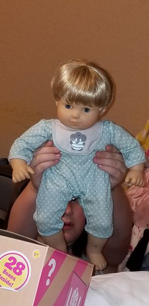 American Girl Doll Bitty Baby 2014 for Sale in Tulsa, OK