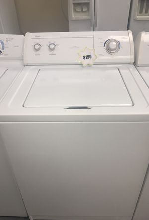 Whirlpool washer for sale ! - free delivery for Sale in Las Vegas, NV
