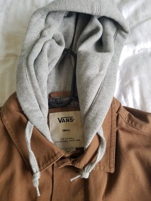 Jacket vans size S for Sale in Lincolnia, VA