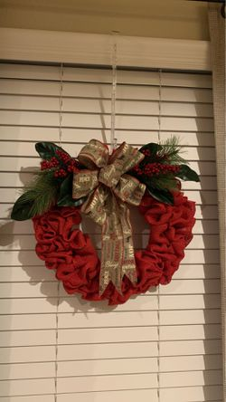 Christmas Wreath for Sale in Magnolia,  TX