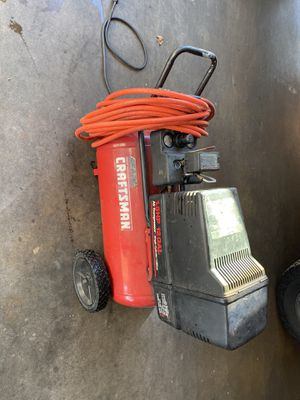 Craftsman air compressor for Sale in Ontario, CA