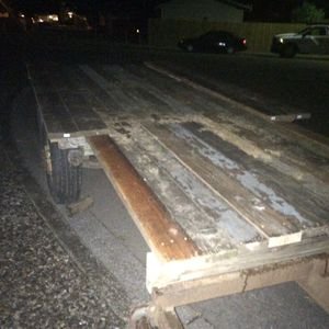 Flat bed trailer for Sale in Newberg, OR