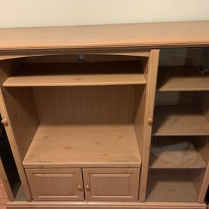 Entertainment Cabinet for Sale in Salinas, CA