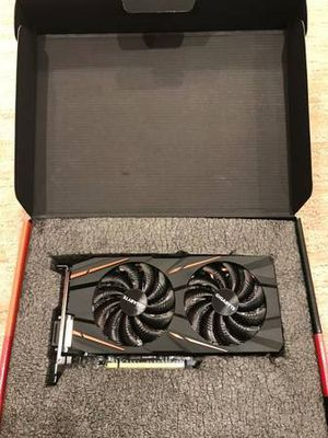 Used, GIGABYTE AMD Radeon RX 580 GAMING 8GB Graphics Card GPU Video Card for Sale for sale  Queens, NY