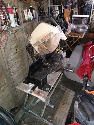 Black & Decker chop saw for Sale in San Diego, CA