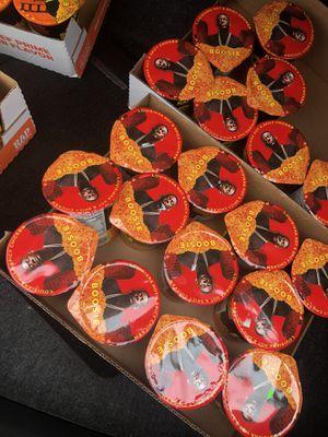 Rap Snacks Icon Ramen noodles Louisiana hot & spicy chicken for Sale in Hiram, GA