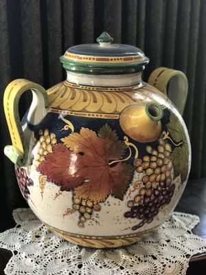 Beautiful hand made Italian Pottery for Sale in Henderson, NV