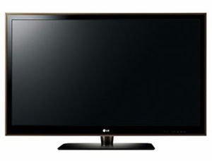 Lg 55le5500 55 inch hd tv vga and antenna works for Sale in Garden Grove, CA