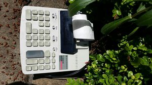Electronic calculator good condition for Sale in Seattle, WA