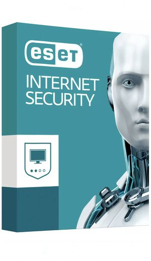 Instant Delivery Antivirus ESET Internet Security 2019 1 PC 2 Year Windows MAC for Sale in Beverly Hills, CA