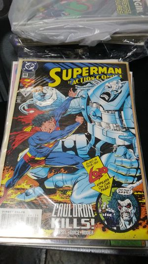 Superman in action comics for Sale in Los Angeles, CA