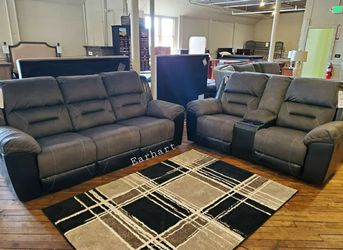 🔥Best Price Brand🆕️Spcl Earhart Reclining Living Room Set D378👆In Stock👆 for Sale in Annandale,  VA