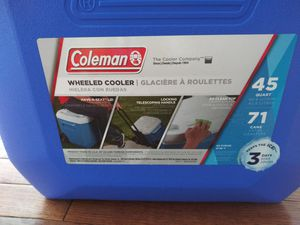 NEW Coleman 45 quart cooler for Sale in UPR MARLBORO, MD