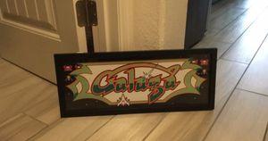Galaga Video Game Framed Wall Art for Sale in Winter Garden, FL
