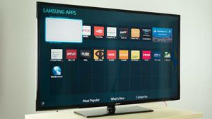 "Samsung 55"" TV 120HZ Smart TV with Apps - J6200 TV for Sale in Anaheim, CA"