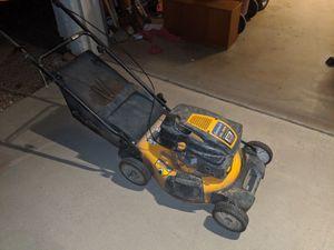 Cub cadet lawn mower in excellent shape for Sale in Tempe, AZ