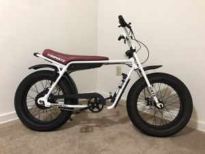 Super 73 Electric Bicycle for Sale in Fort Dix, NJ