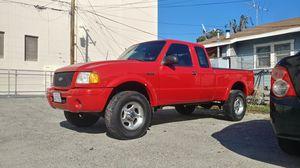 2001 Ford Ranger edge 4x4 for Sale in Rialto, CA
