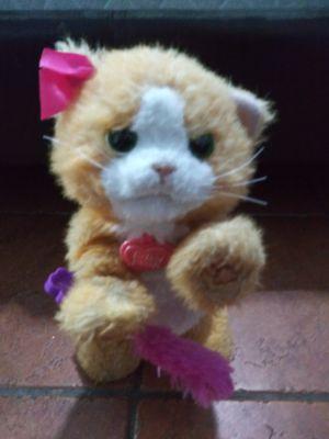 Orange FurReal Friend animated cat super cute for Sale in Hawthorne, CA