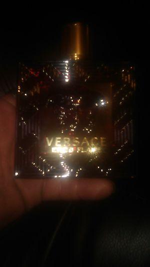 Versace eros flame 3.4floz for Sale in Fontana, CA